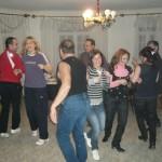 Casa Zan, petreceri
