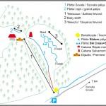 Partiile de ski de la Sovata
