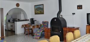 Casa Zan - Sufragerie semineu